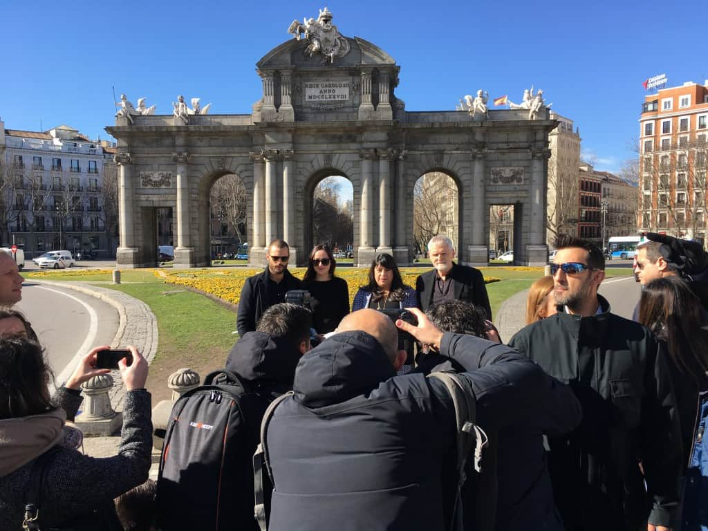 Madrid Press Shots 50 Shades Darker