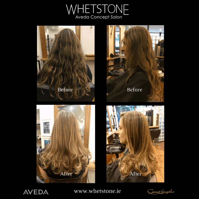 A beautiful hair transformation by Joy Hawkridge at Whetstone Salon, Dublin 2