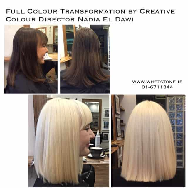 Colour Transoformation by Nadia El Dawi www.whetstone.ie 01-6711344