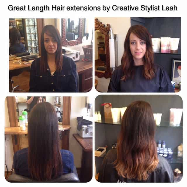 Wow What A Difference Creative Stylist Leah Shows Us How Great