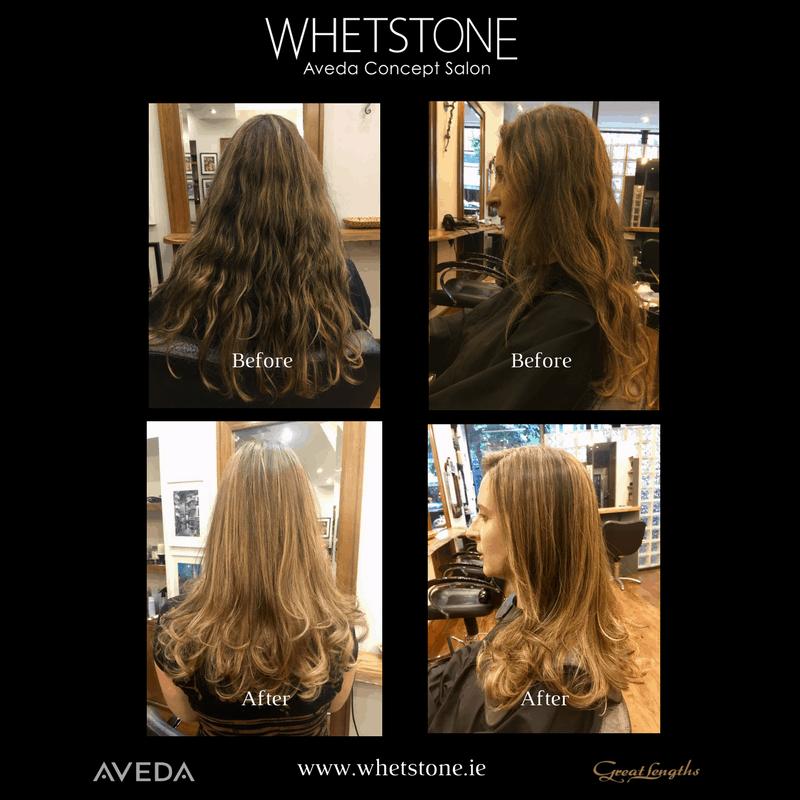 A beautiful hair transformation by Joy Hawkridge at Whetstone Salon, Dublin 2