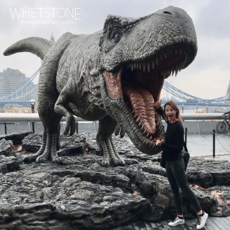 Joy Hawkridge Jurassic World